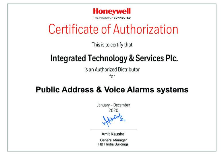 Distributor Certificate PAVA copy
